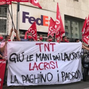 Workers' Response to Police Brutality: A New, Forceful Strike at FedEx/TNT